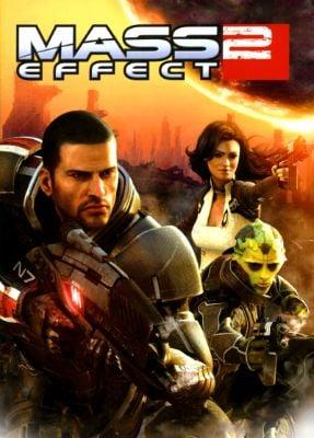 Mass Effect 2 Box