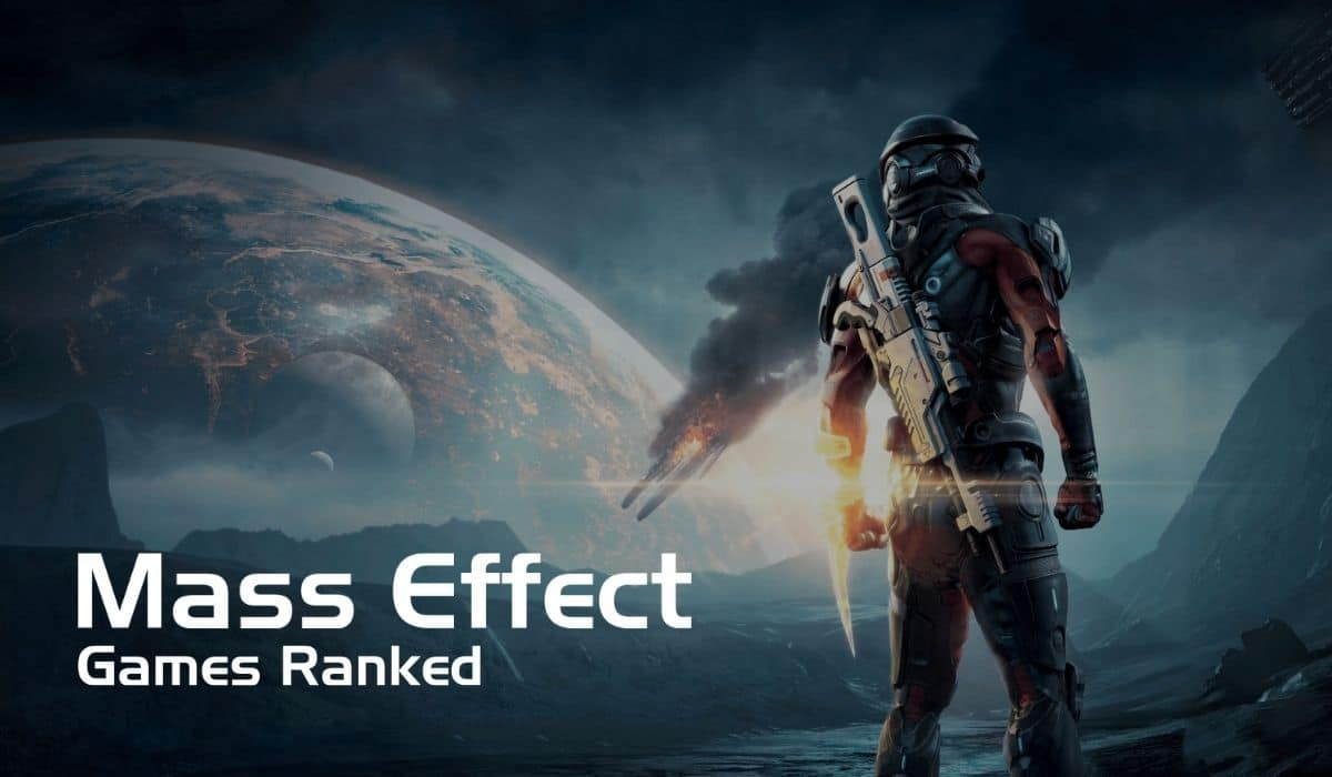Mass Effect Games Ranked