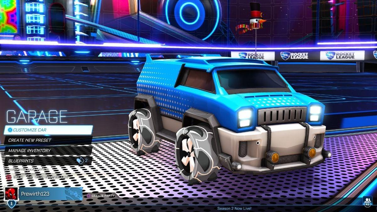 Merc Car