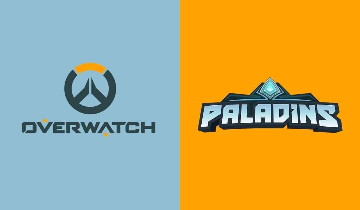 Overwatch vs. Paladins