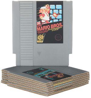 Paladone Nintendo NES Cartridge Coasters