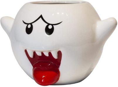 Super Mario Bros. Boo Coffee Mug