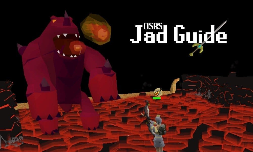 The Ultimate OSRS Jad Guide: Loadout & Battle Sequence