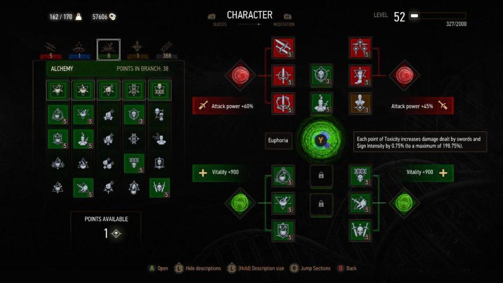 Witcher 3 Build 3