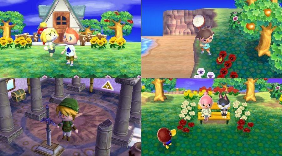 Animal Crossing New Leaf