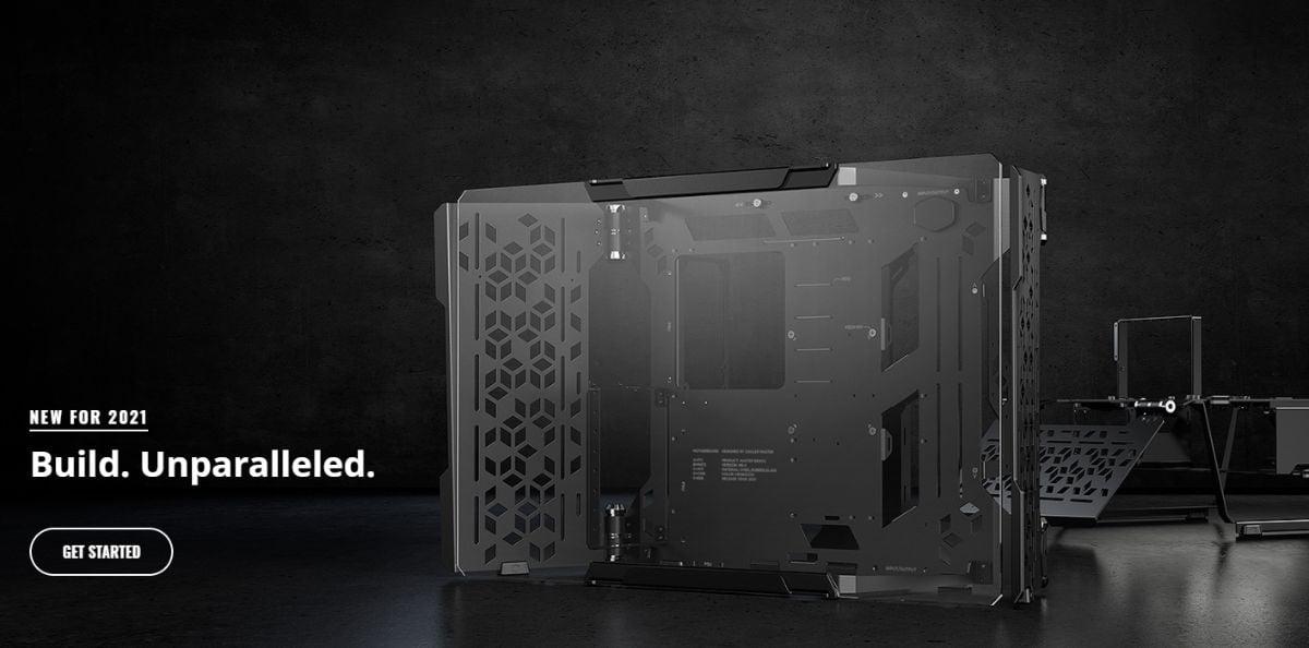 Cooler Master Unveils the CM Virtual Showcase 2021