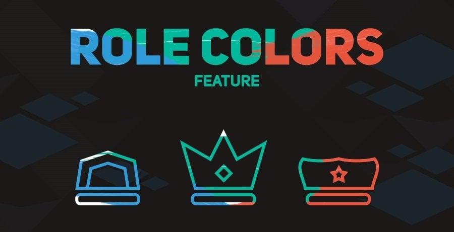Discord Role Colors