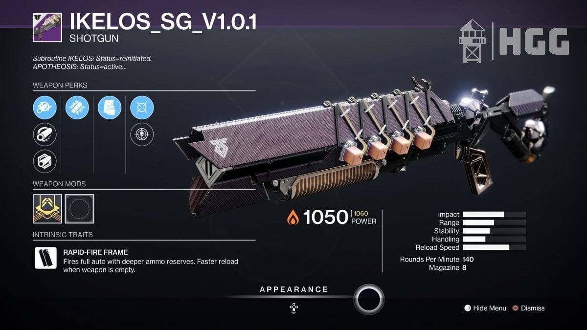 IKELOS_SG_v1.0.2. Shotgun