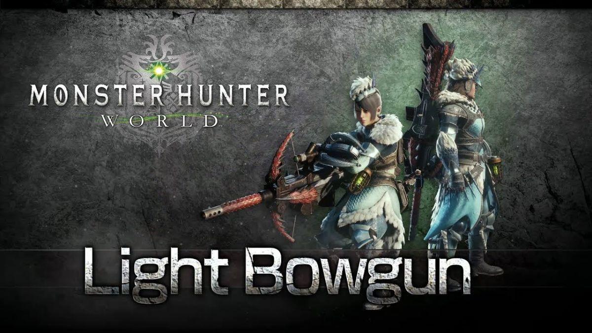MHW: Iceborne Best Light Bowgun Build Guide [2021]