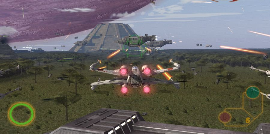 Star Wars Rogue Squadron II Rogue Leader by Dev