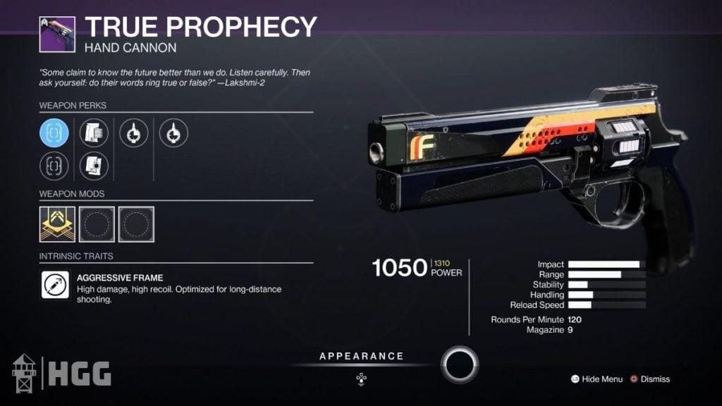 True Prophecy
