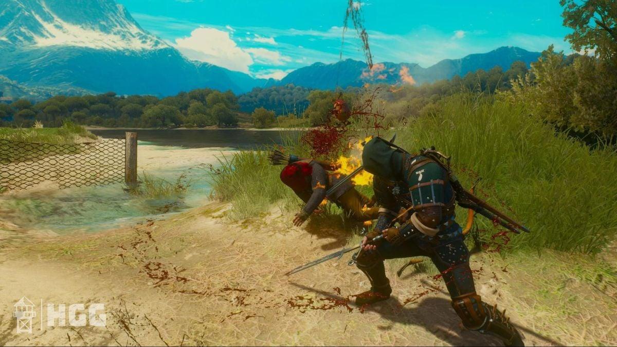 Witcher 3 Steel Swords 2