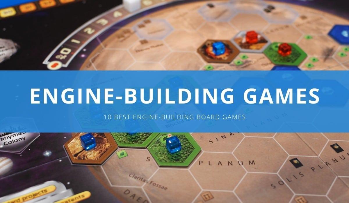 Best Engine-Building Board Games