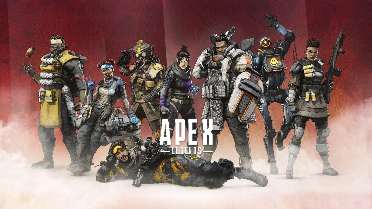 Best Apex Legends Characters: Legends Tier List [Season 7]