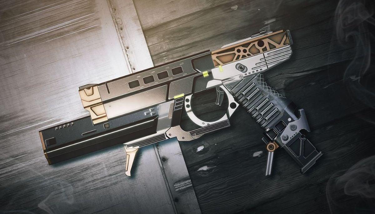 Best Sidearms in Destiny 2