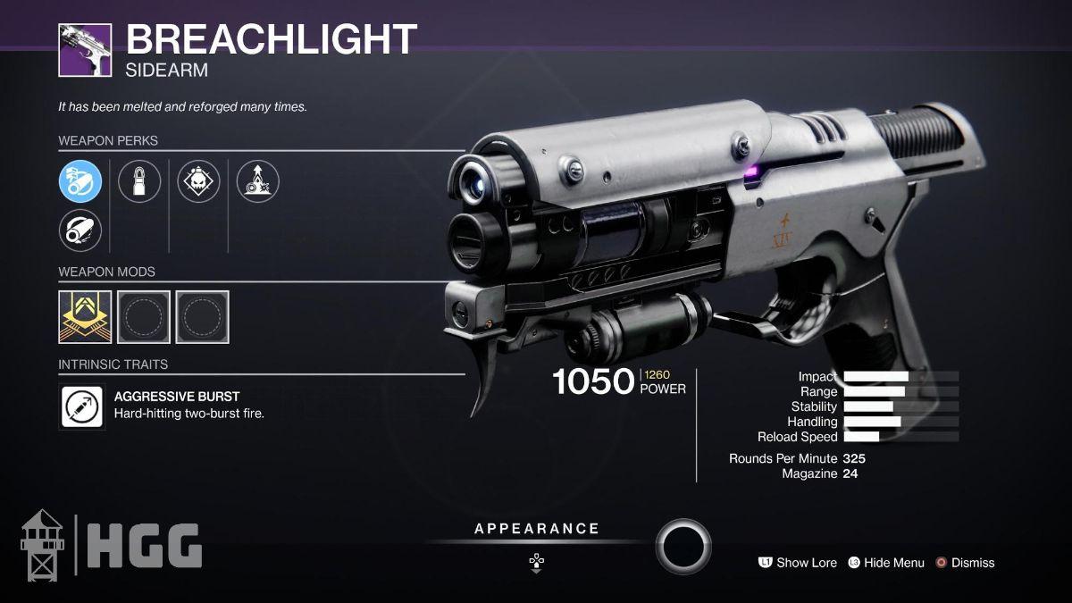 Breachlight