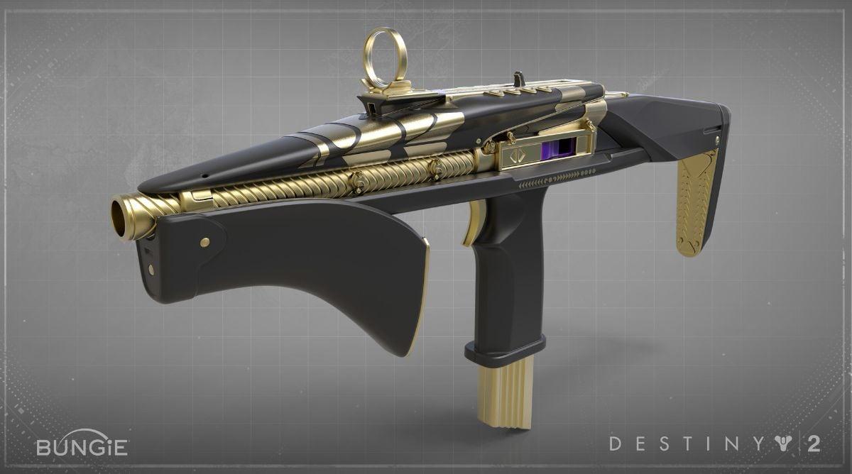 Destiny 2 Best Submachine Gun