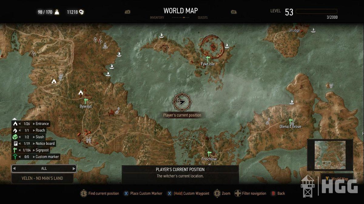Enhanced Armor Diagram Map
