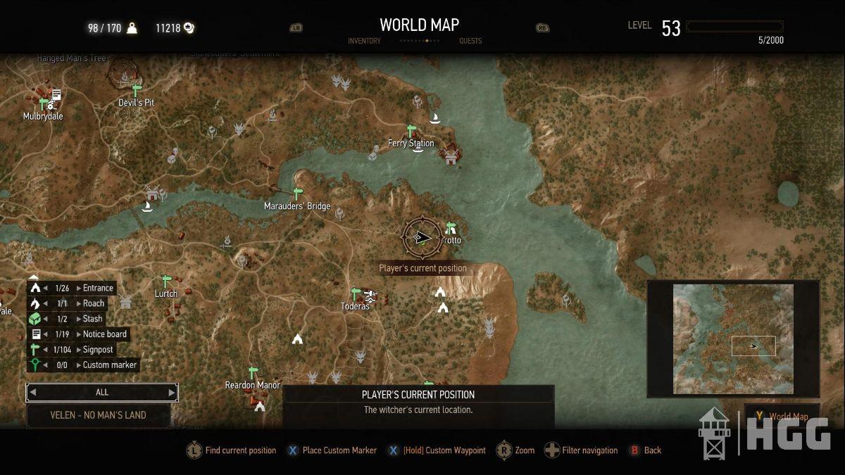 Enhanced Boots Diagram Map