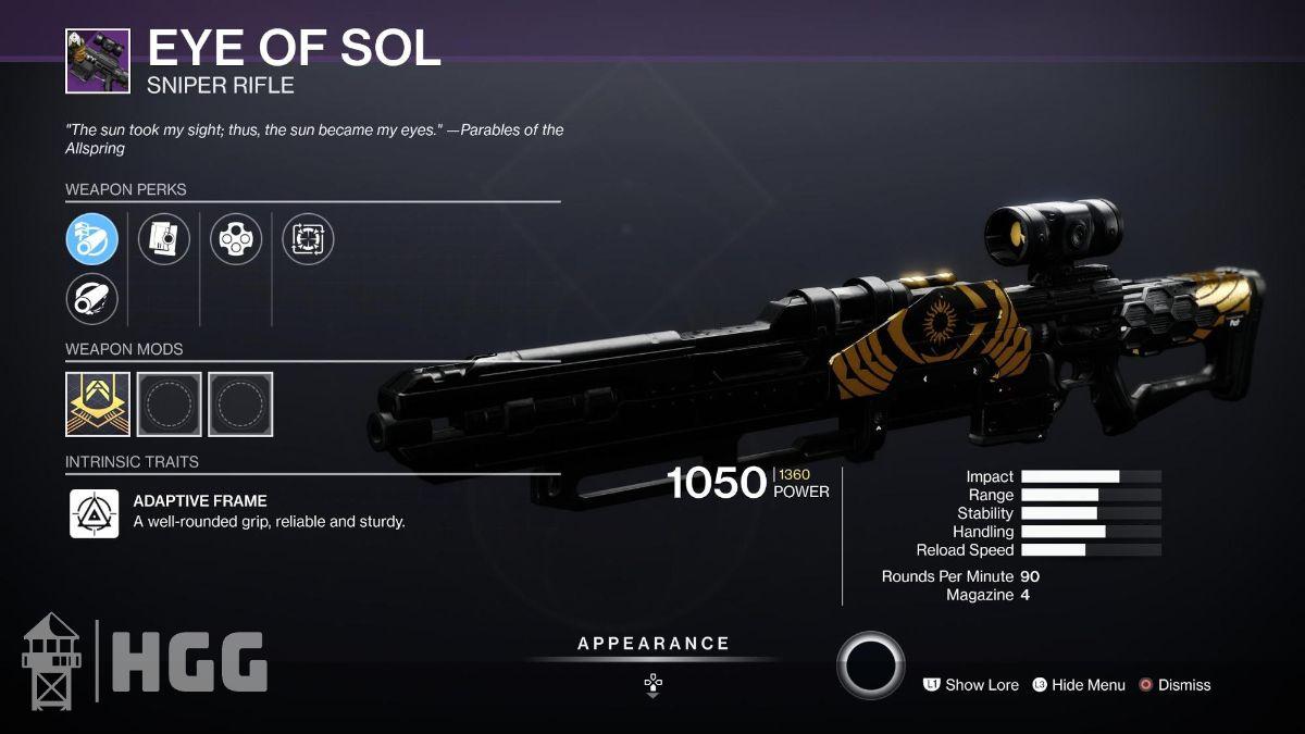Eye of Sol