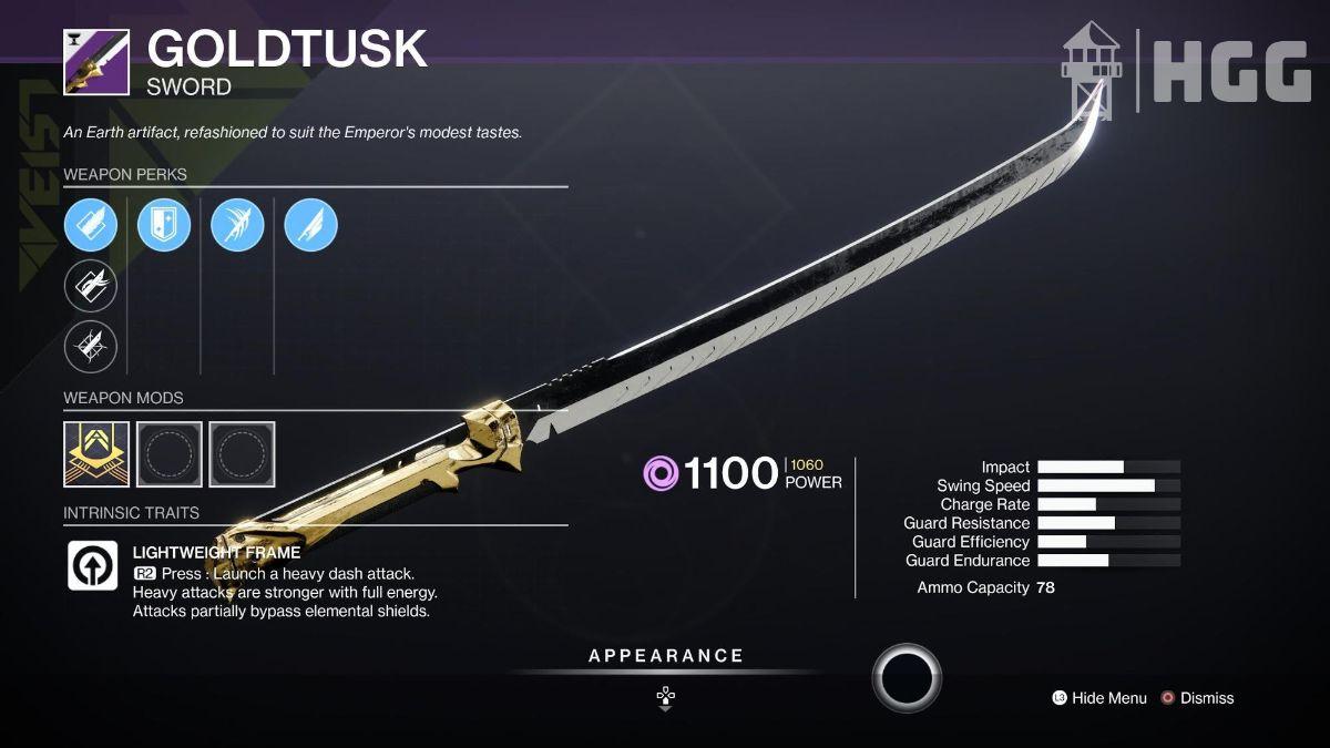 Goldtusk