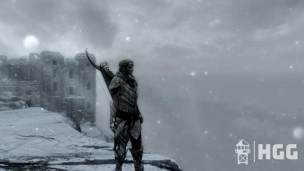 Skyrim Ancient Falmer Armor