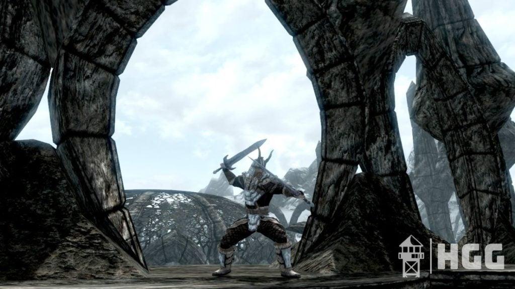 Skyrim Dawnguard Armor