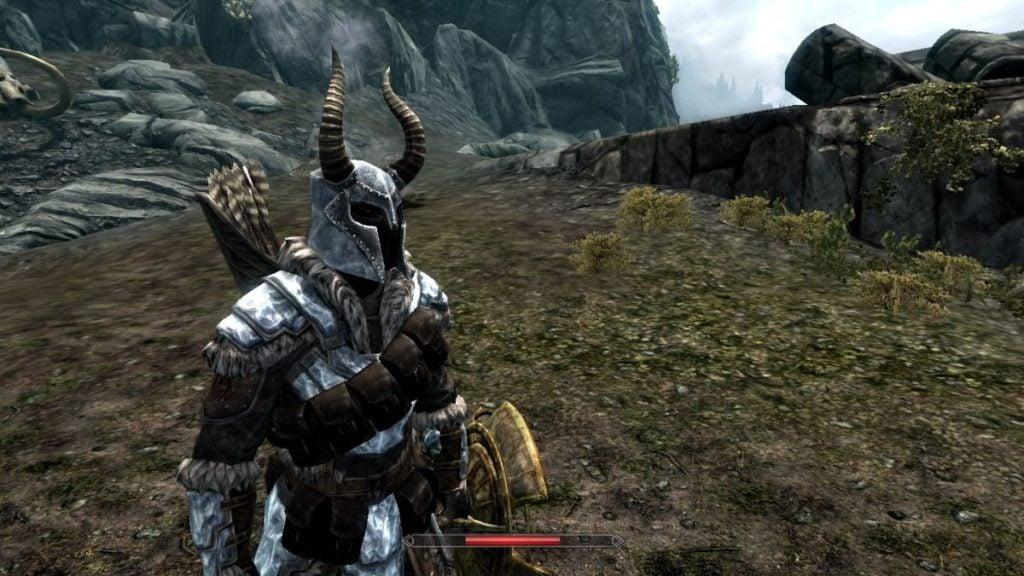 Skyrim Deathbrand Armor