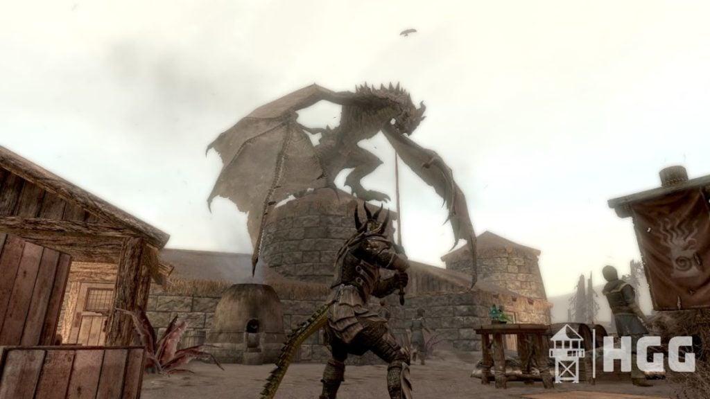 Skyrim Dragonscale Armor