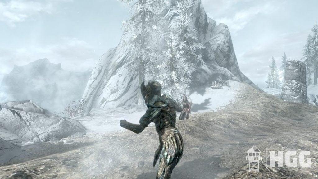 Skyrim Glass Armor