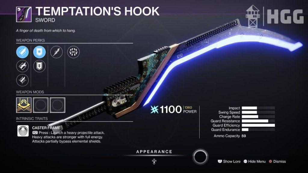 Temptation's Hook