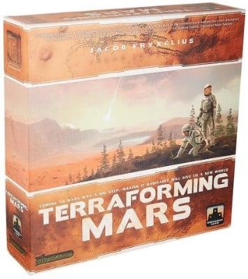 Terraforming Mars - #10 Games Like Catan