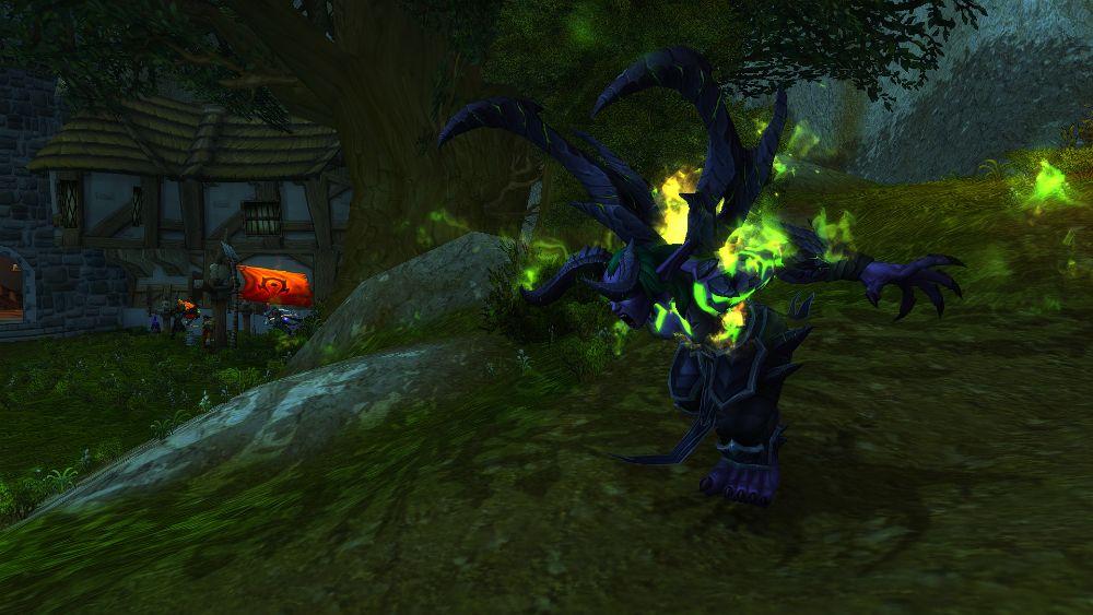 Vengeance Demon Hunter