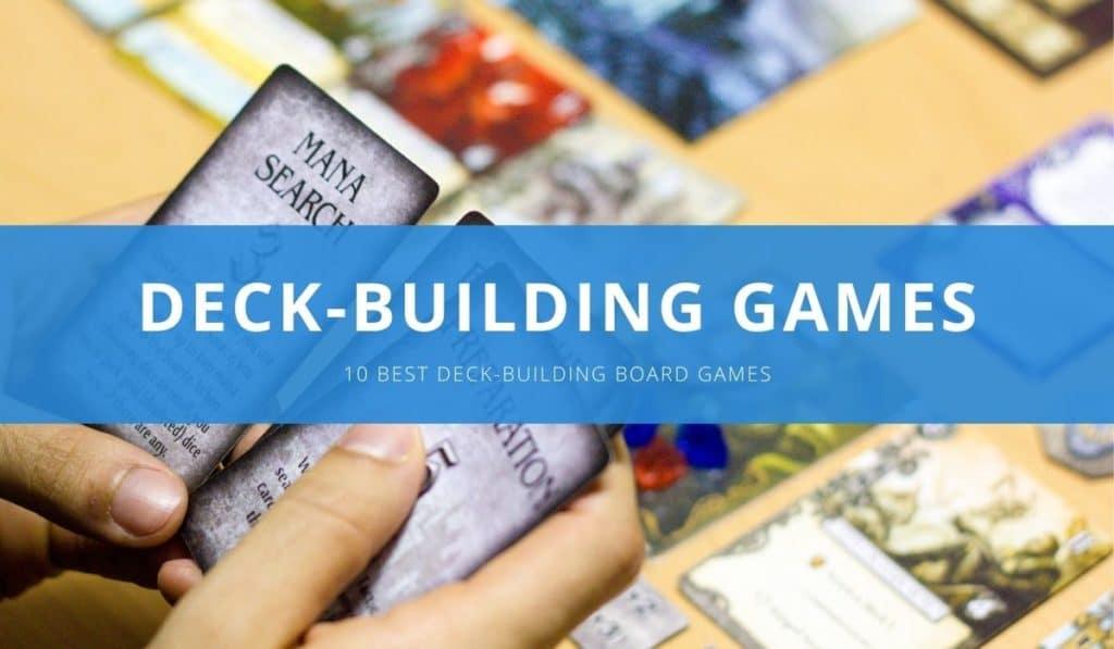 Best Deck-Building Board Games