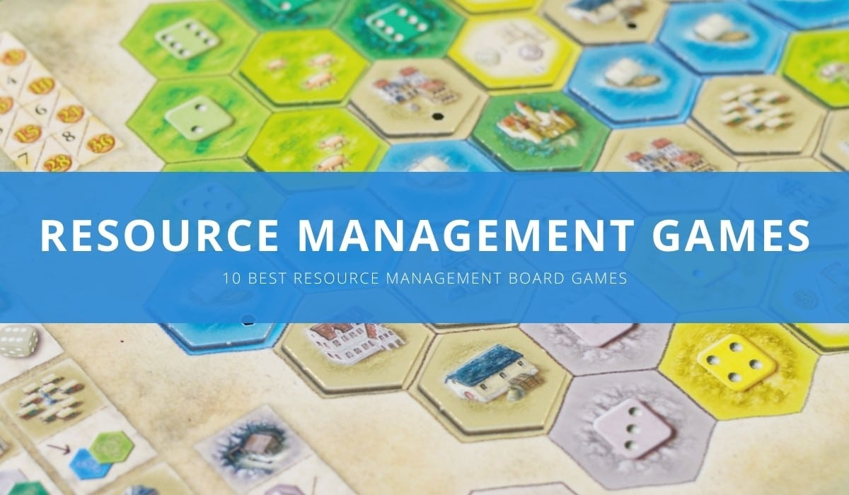 10 Best Resource Management Board Games