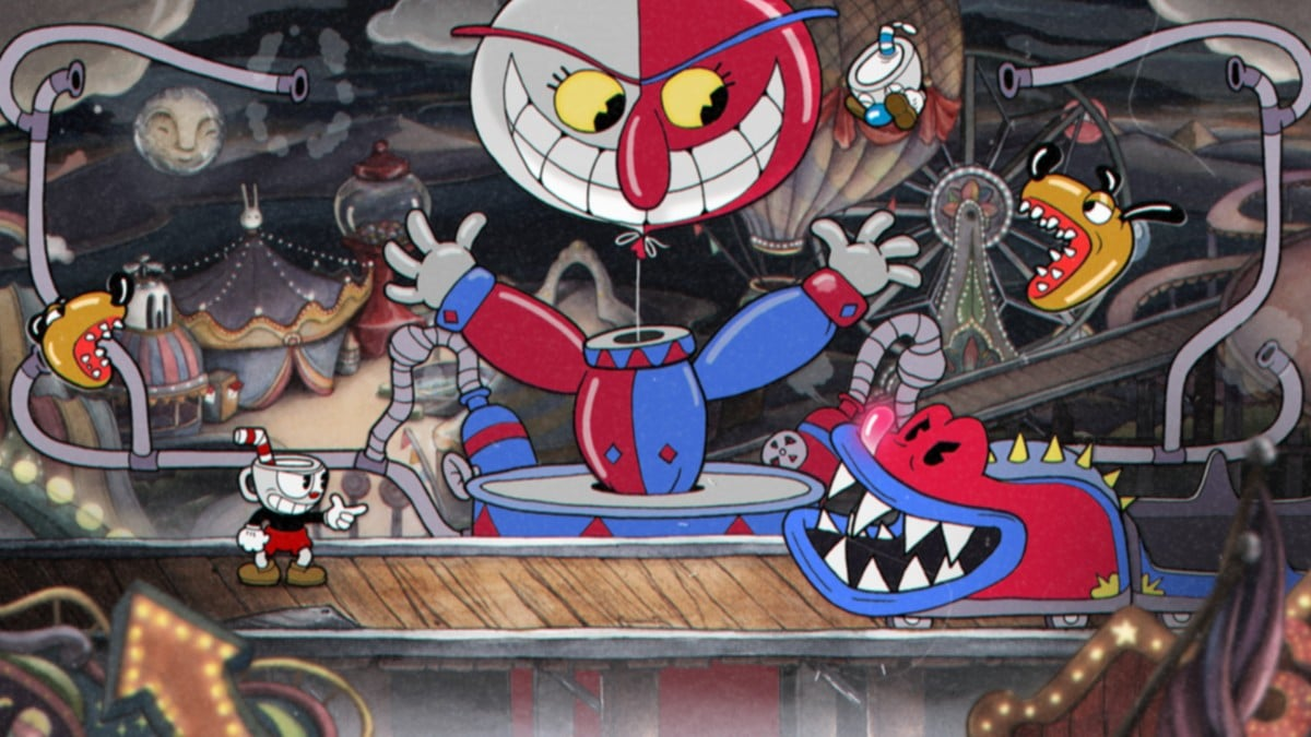 All Cuphead Bosses Ranked From Easiest to Hardest