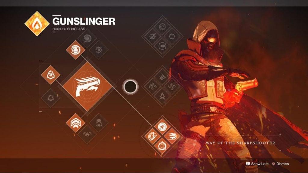 Gunslinger Sharpshooter
