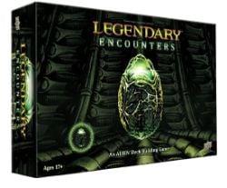 Legendary Encounters An Alien Deck Building Game