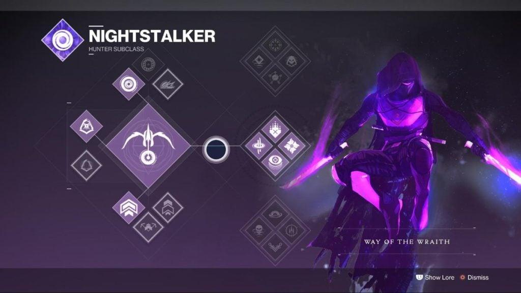 Nightstalker Wraith