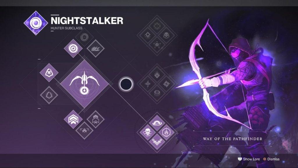 Nightstalker Pathfinder