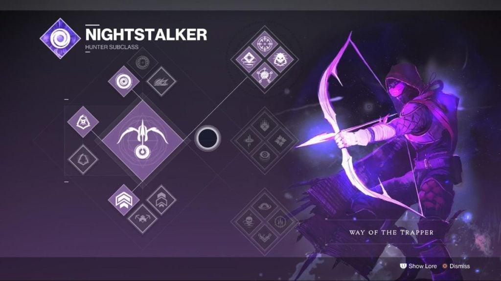 Nightstalker Trapper