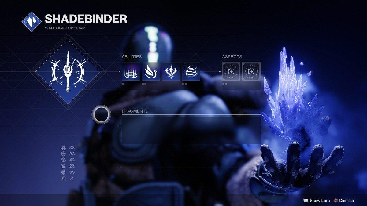 Shadebinder