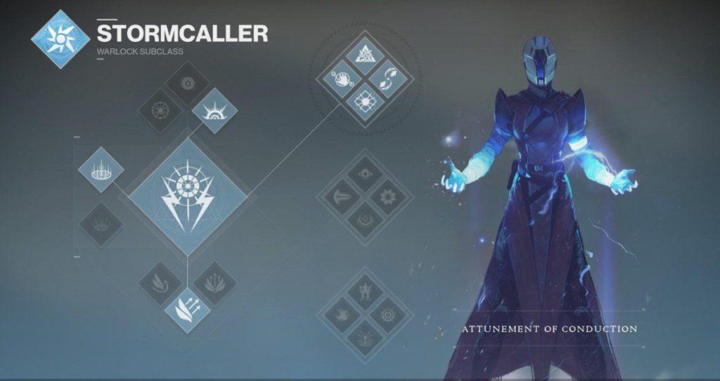 Stormcaller Attunement of Conduction