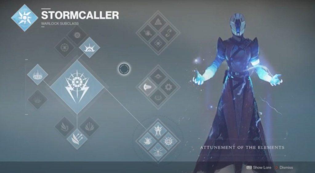 Stormwalker Attunement of Elements - #10 Destiny 2 Best Warlock Subclass