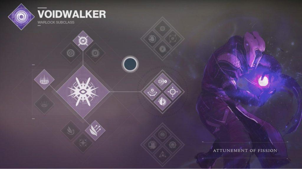 Voidwalker Attunement of Fission