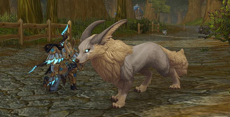 Best Hunter Pets in WoW Shadowlands