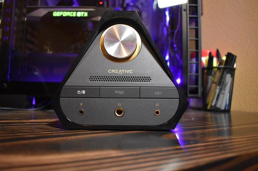 Creative Sound Blaster X7 Review 6