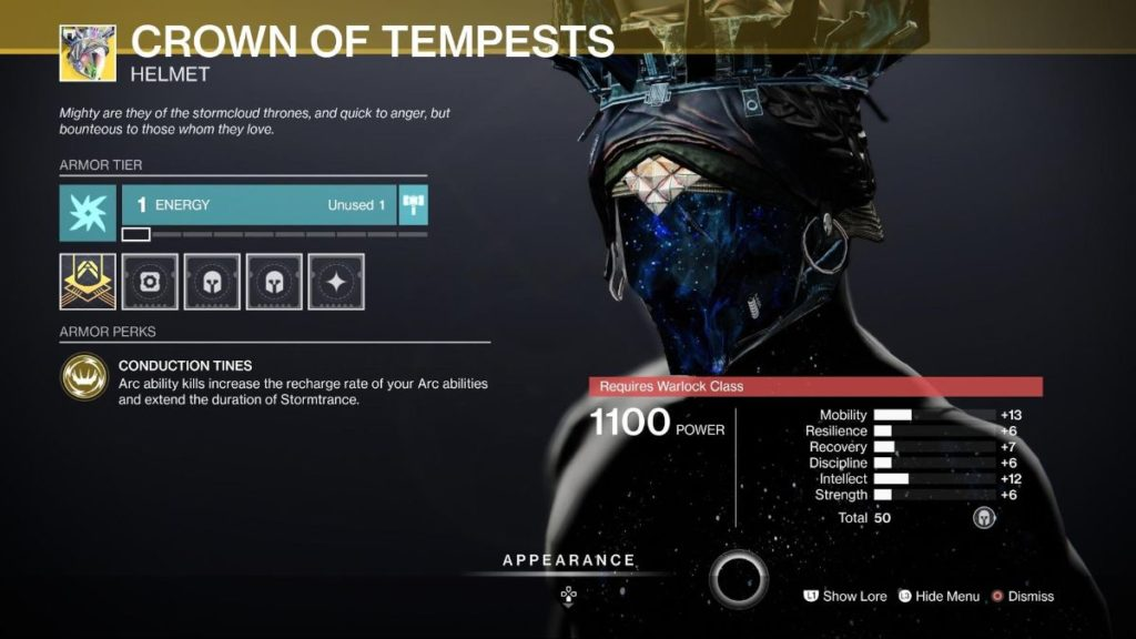 Crown of Tempests