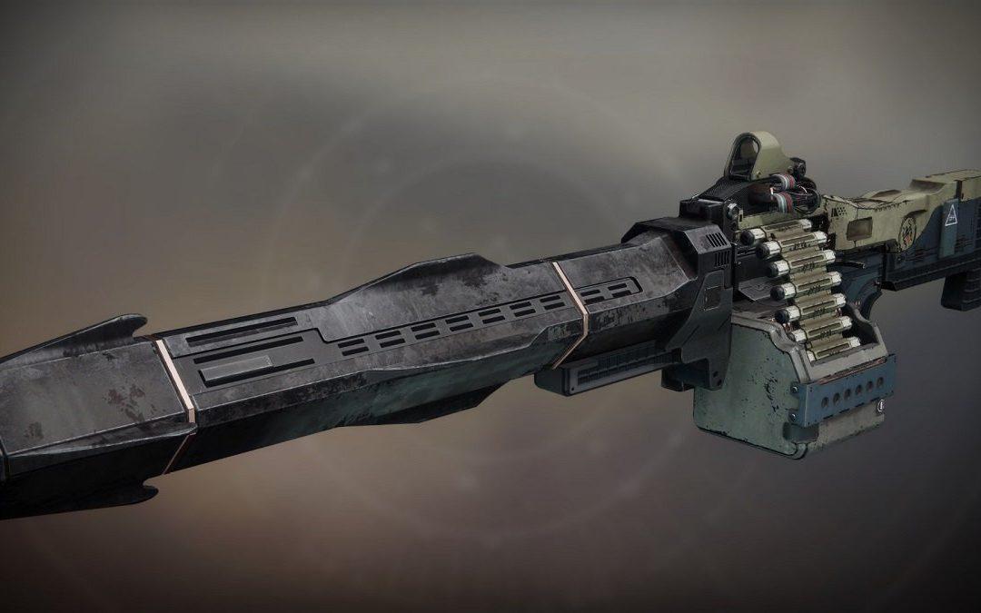 Destiny 2 Best Machine Guns