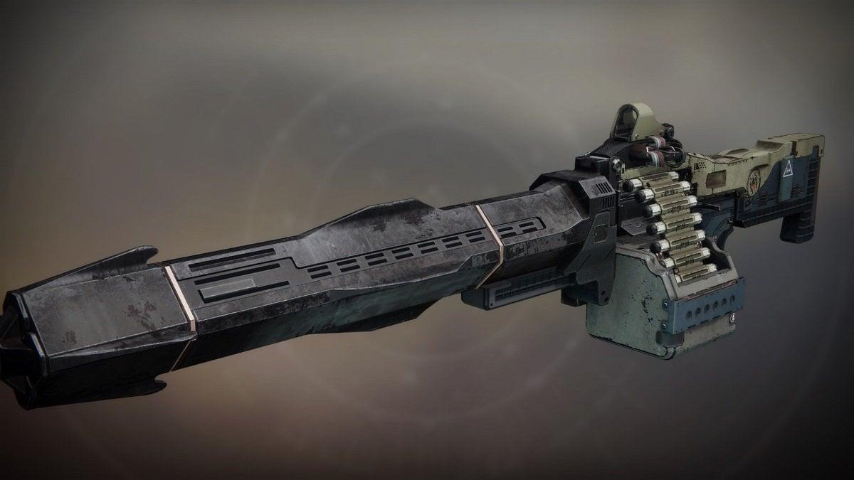 The Best Machine Guns in Destiny 2 for 2021